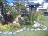 個性あふれるお庭の拝見