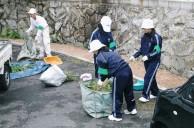 地元の中学校の職場体験〈平成23年度〉  廿日市市